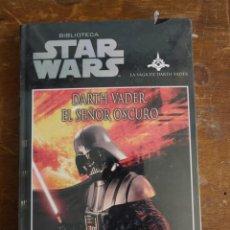 Figuras y Muñecos Star Wars: STAR WARS DARTH VADER, JAMES LUCENO PYMY 43. Lote 219297618