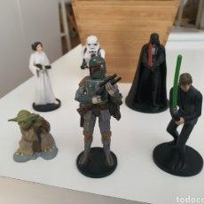Figuras y Muñecos Star Wars: LOTE MUÑECOS STAR WARS. Lote 219415113