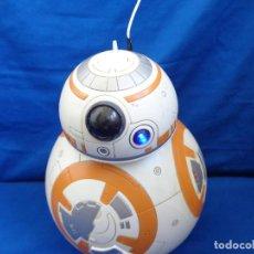 Figuras y Muñecos Star Wars: STAR WARS - ROBOT BB-8 FIGURA STAR WARS DISNEY FUNCIONANDO VER FOTOS! SM. Lote 219899648