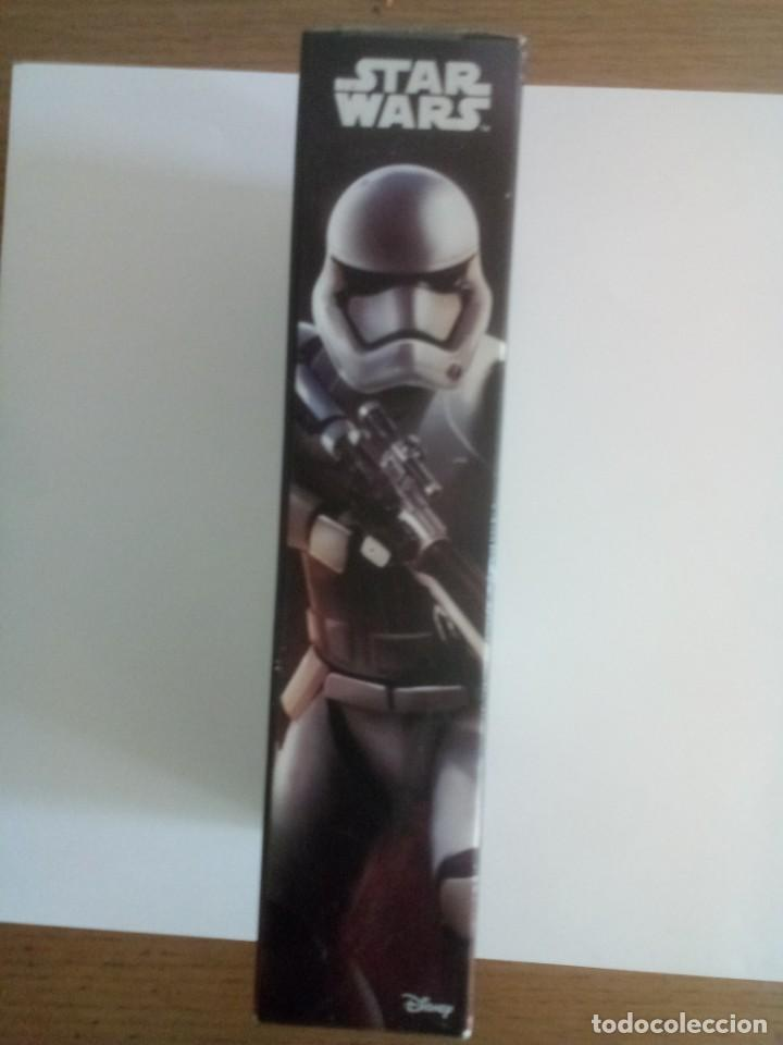 Figuras y Muñecos Star Wars: Lote 4 figuras Star Wars The Force Awakens Hasbro Kylo Ren , Darth Vader ,Snowtrooper, Stormtrooper - Foto 4 - 219902516