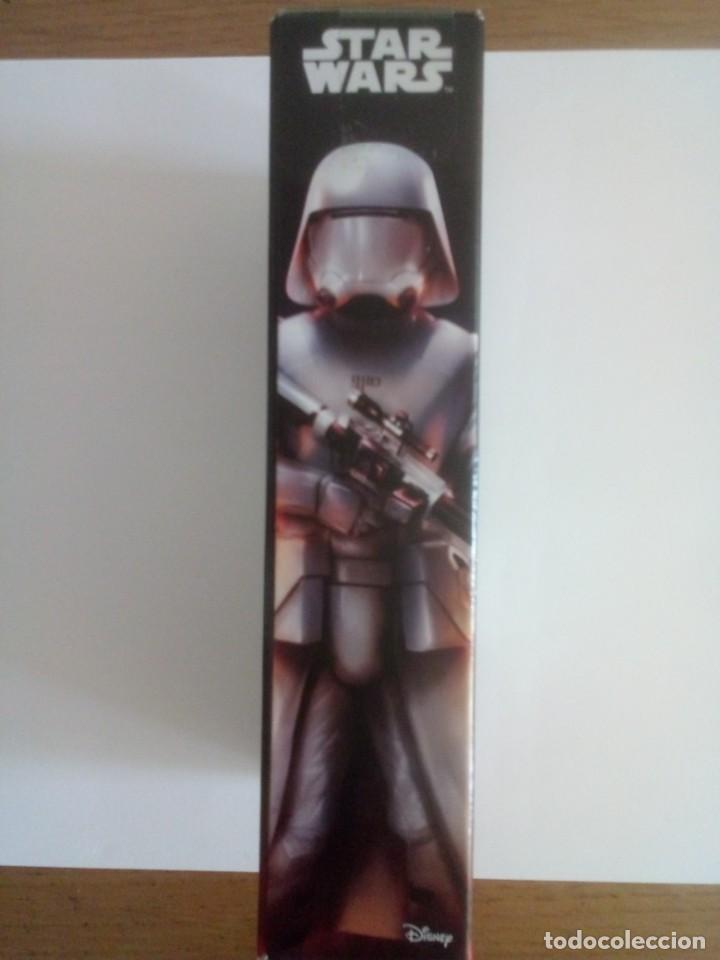 Figuras y Muñecos Star Wars: Lote 4 figuras Star Wars The Force Awakens Hasbro Kylo Ren , Darth Vader ,Snowtrooper, Stormtrooper - Foto 5 - 219902516