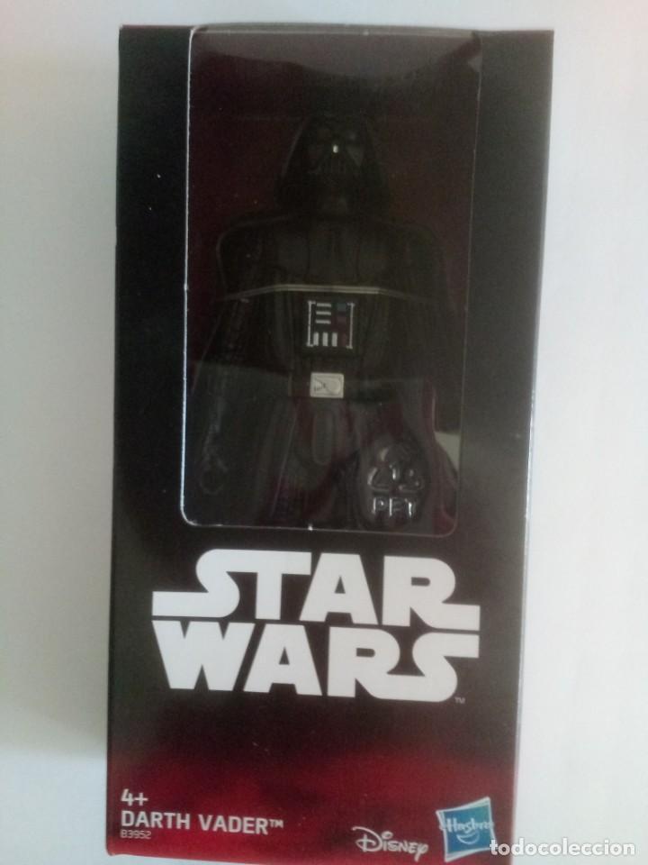Figuras y Muñecos Star Wars: Lote 4 figuras Star Wars The Force Awakens Hasbro Kylo Ren , Darth Vader ,Snowtrooper, Stormtrooper - Foto 6 - 219902516