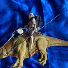 Figuras y Muñecos Star Wars: STAR WARS FIGURAS NO ORIGINALES PINTADAS Y MODIFICADAS. Lote 220070473