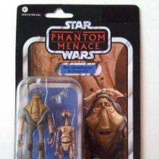 Figure e Bambolotti Star Wars: STAR WARS BEN QUADINAROS & OTOGA -222 KENNER.. Lote 220251502