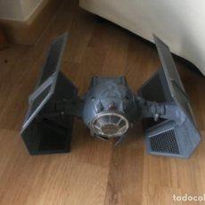 Figuras y Muñecos Star Wars: STAR WARS TIE FIGHTER DARTH VADER CAZA IMPERIAL, AÑOS 80 DOUBLE TELESCP B.E.. Lote 220386695