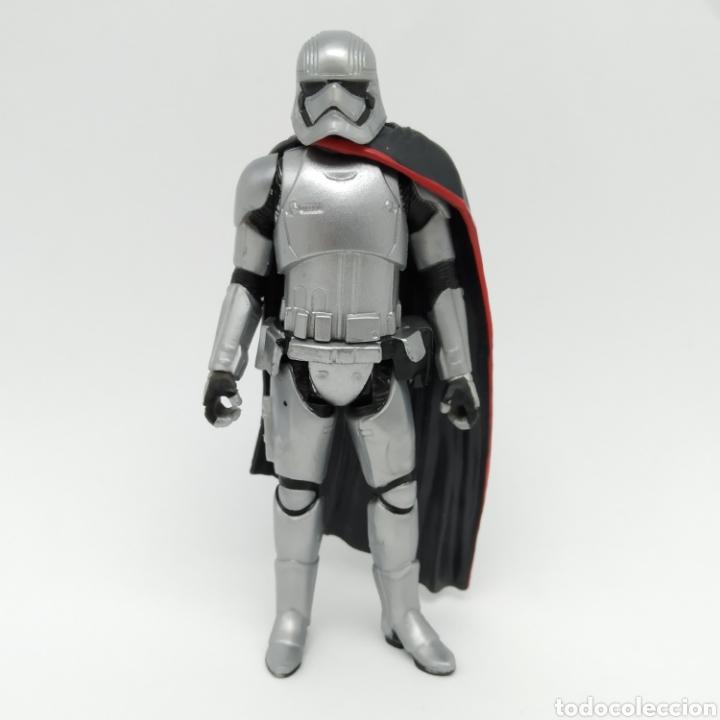 Figuras y Muñecos Star Wars: Capitana Phasma, Star Wars episodio VII El despertar de la fuerza, The Force Awakens, Hasbro 2015 - Foto 2 - 220698168