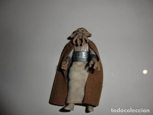 FIGURA ACCIÓN VINTAGE STAR WARS KENNER SQUID HEAD CAPA (Juguetes - Figuras de Acción - Star Wars)
