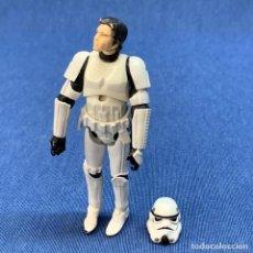 Figuras y Muñecos Star Wars: FIGURA HAN SOLO STORMTROOPER - STAR WARS - 2005 LFL HASBRO - 9.5 CM. Lote 220852657