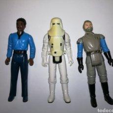 Figuras y Muñecos Star Wars: LOTE FIGURAS STAR WARS VINTAGE. Lote 221148135