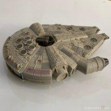 Figuras y Muñecos Star Wars: NAVE HALCÓN MILENARIO 1995 STAR WARS LA GUERRA DE LAS GALAXIAS MICRO MACHINES. Lote 221244236