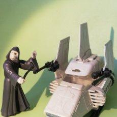 Figuras y Muñecos Star Wars: STAR WARS VINTAGE ISP-6 NAVE COMPLETA DEL EMPERADOR KENNER ROTJ 1983. Lote 221276093
