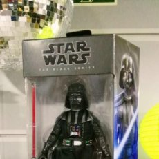 Figurines et Jouets Star Wars: FIGURA STAR WARS BLACK SERIES DARTH VADER. Lote 221567152
