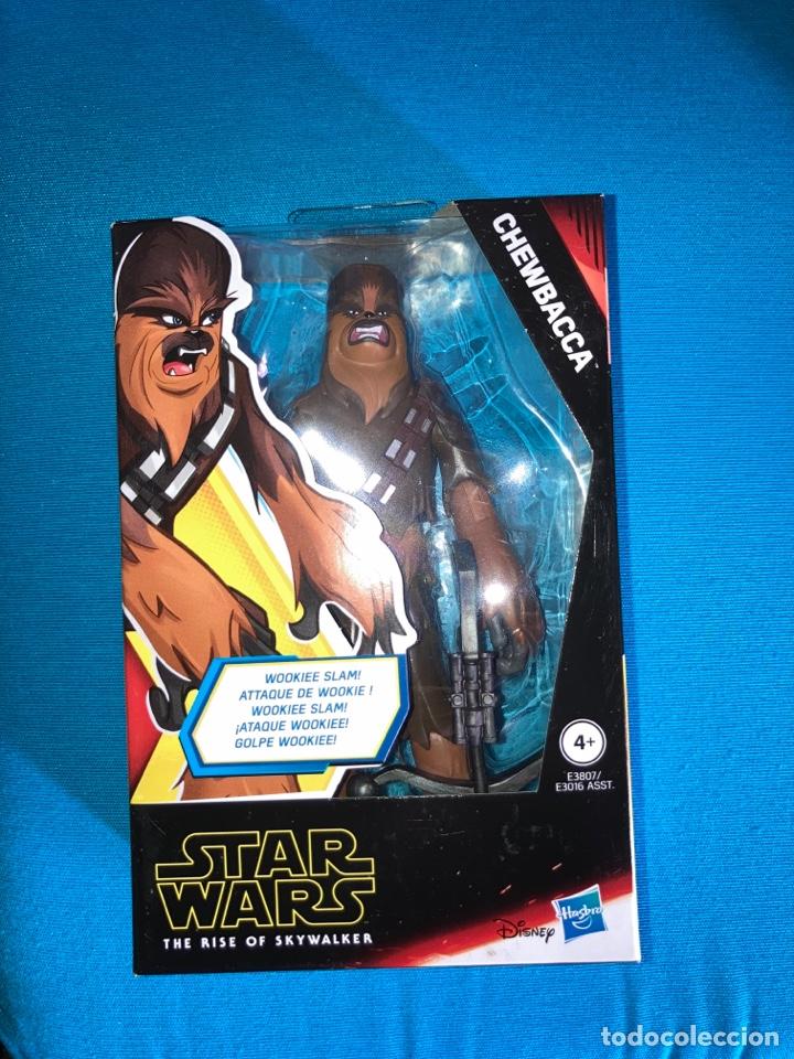 Figuras y Muñecos Star Wars: Star Wars Chewbacca Galaxy Of Adventures Thes Of Skywalker - Foto 2 - 221673193