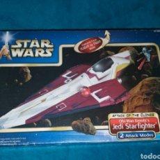 Figuras y Muñecos Star Wars: STAR WARS NAVE OBI-WAN KENOBI'S JEDI STARFIGHTER. Lote 221715502