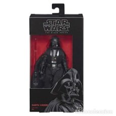 Figurines et Jouets Star Wars: FIGURA STAR WARS DARTH VADER BLACK SERIES. Lote 221823186