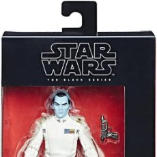 Figurines et Jouets Star Wars: FIGURA STAR WARS GRAND ADMIRAL THRAWN BLACK SERIES. Lote 221823986