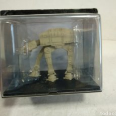Figuras y Muñecos Star Wars: STAR WARS.AT AT.AÑO 1998.COLECCION NAVES Y VEHICULOS AGOSTINI.OFERTON. Lote 221984258