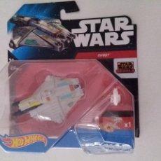 Figuras y Muñecos Star Wars: FIGURA NAVE MAQUETA STAR WARS GHOST 2015 HOT WHEELS BLISTER.. Lote 222038127
