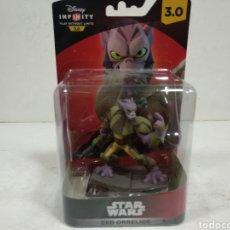 Figuras y Muñecos Star Wars: FIGURA STAR WARS.ZEB ORRELIOS.DISNEY INFINITY 3.0.NUEVA.RARA. Lote 222102586