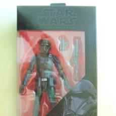 Figuras y Muñecos Star Wars: FIGURA IMPERIAL DEATH TROOPER - ROGUE ONE STAR WARS HASBRO THE BLACK SERIES 15 CM Nº 25 DEATHTROOPER. Lote 222178381