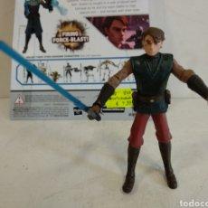 Figuras y Muñecos Star Wars: FIGURA STAR WARS.ANAKIN SKYWALKER.2008.CON ACCESORIO. Lote 222278376