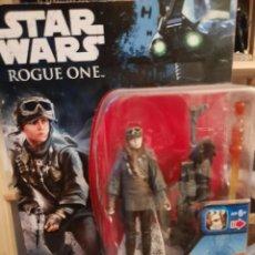 Figuras y Muñecos Star Wars: FIGURA STAR WARS JYN ERSO. Lote 222309248