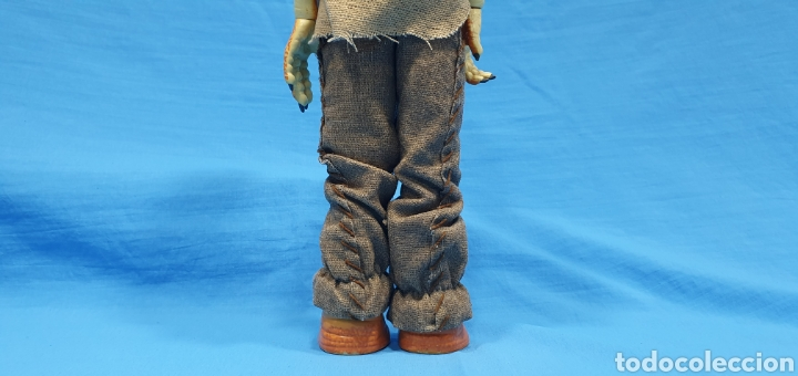 Figuras y Muñecos Star Wars: FIGURA DE STAR WARS - JAR JAR BINKS - HASBRO 1993. Mide 31,5 cm - Foto 6 - 222312012