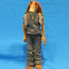 Figuras y Muñecos Star Wars: FIGURA DE STAR WARS - JAR JAR BINKS - HASBRO 1993. Lote 222312012