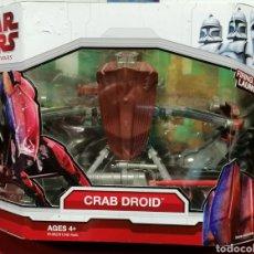 Figuras y Muñecos Star Wars: STAR WARS THE CLONE WARS CRAB DROID. Lote 222365731