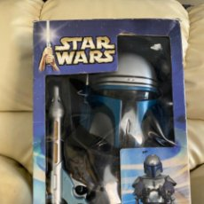 Figuras y Muñecos Star Wars: DISFRAZ JANGO FETT RUBÍES MADE IN USA 2002 STAR WARS. Lote 222381573