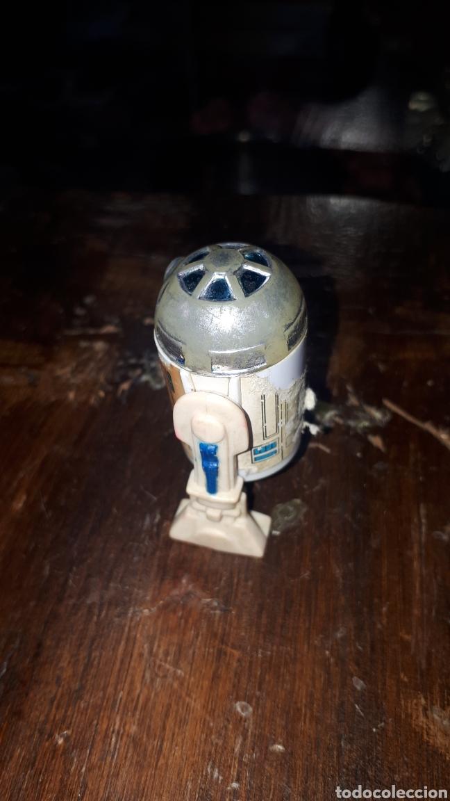 Figuras y Muñecos Star Wars: FIGURA R2D2 STAR WARS KENNER HONG KONG 1977 - Foto 2 - 222430868
