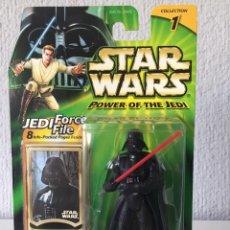 Figuras y Muñecos Star Wars: DARTH VADER DAGOBAH - STAR WARS - POWER OF THE JEDI - 2000 - ¡NUEVA!. Lote 222488713
