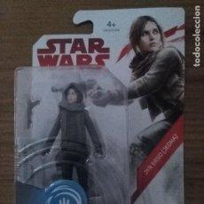 Figuras y Muñecos Star Wars: STAR WARS JYN ERSO JEDHA HASBRO BLISTER.. Lote 222564590