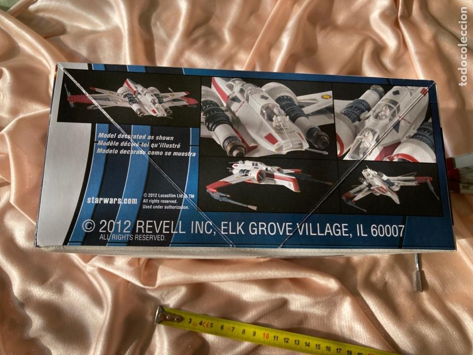 Figuras y Muñecos Star Wars: Star Wars Revell ARC-170 STARFINGHTER usado - Foto 7 - 222637101