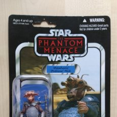Figuras y Muñecos Star Wars: STAR WARS VINTAGE COLLECTION MAWHONIC PILOT PHANTOM MENACE AMENAZA FANTASMA NUEVO MOC. Lote 222695178