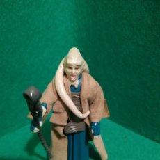 Figuras y Muñecos Star Wars: BIB FORTUNA KENNER VINTAGE CINTO Y CAPA ORIGINAL ARMA REPRO. Lote 222794903