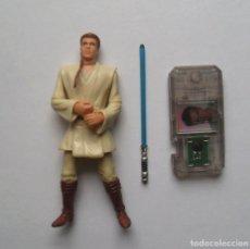 Figuras y Muñecos Star Wars: OBI-WAN KENOBI (JEDI DUEL) STAR WARS FIGURA SUELTA COMPLETA EPISODIO I 1999. Lote 222844016