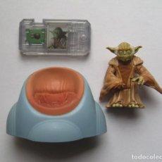 """Figuras y Muñecos Star Wars: YODA (SILLA CONCILIO JEDI) STAR WARS FIGURA SUELTA 3,75"""" EPISODIO I AÑO 1999. Lote 222844647"""
