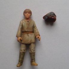 "Figuras y Muñecos Star Wars: ANAKIN SKYWALKER (NABOO PILOT) STAR WARS FIGURA SUELTA 3,75"" EPISODIO I AÑO 1999. Lote 222845256"