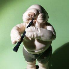 Figuras y Muñecos Star Wars: STAR WARS VINTAGE DROOPY MCOOL CON FLAUTA REPRO KENNER HK 1983. Lote 222946920