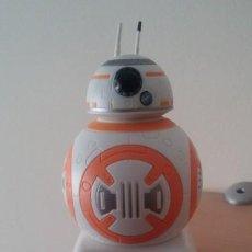 Figuras y Muñecos Star Wars: STAR WARS ROBOT BB8 HUCHA FUNCCIONANDO SE VENDE CON PILAS. Lote 223109972