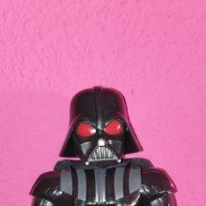 Figuras y Muñecos Star Wars: FIGURA STAR WARS MEGA MIGHTIES DARTH VADER HASBRO. Lote 223476911