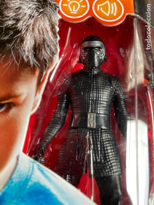 Figuras y Muñecos Star Wars: Star Wars Kit de Inicio Kilo Ren - Foto 2 - 223595751