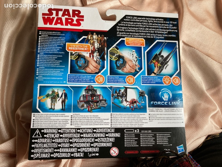 Figuras y Muñecos Star Wars: Star Wars Kit de Inicio Kilo Ren - Foto 3 - 223595751