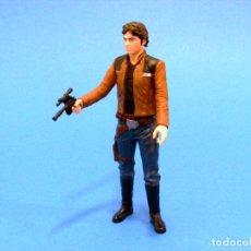 Figuras y Muñecos Star Wars: HAN SOLO - STAR WARS- HASBRO - NUEVA - EN SU CAJA ORIGINAL.. Lote 223744848