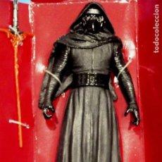 Figuras y Muñecos Star Wars: KYLO REN - STAR WARS- HASBRO - NUEVA - EN SU CAJA ORIGINAL.. Lote 223746568
