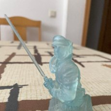 Figuras y Muñecos Star Wars: MINI BUSTO HELADO DE GENTLE GIANT DE LUKE SKYWALKER HOTH. .. Lote 26663352