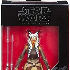 "Figurines et Jouets Star Wars: AHSOKA TANO #20 STAR WARS THE BLACK SERIES 6"" HASBRO. Lote 223954307"