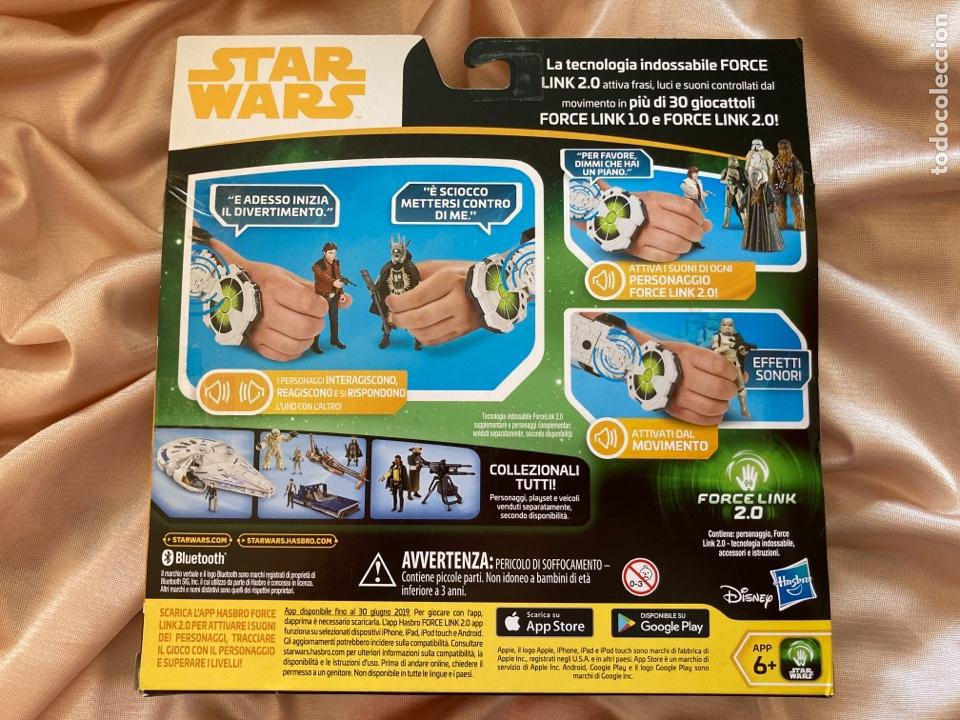 Figuras y Muñecos Star Wars: Star Wars Han Solo Force link Kit base 2.0 - Foto 2 - 224039328