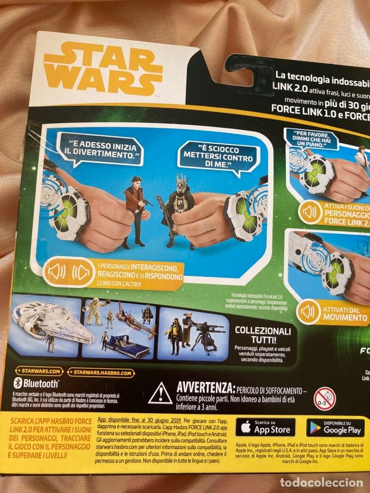 Figuras y Muñecos Star Wars: Star Wars Han Solo Force link Kit base 2.0 - Foto 3 - 224039328